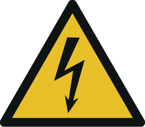 CorelDRAW Symbol ISO-7010-2011-06-W01