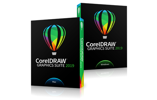 coredraw Graphics Suite 2019 bank