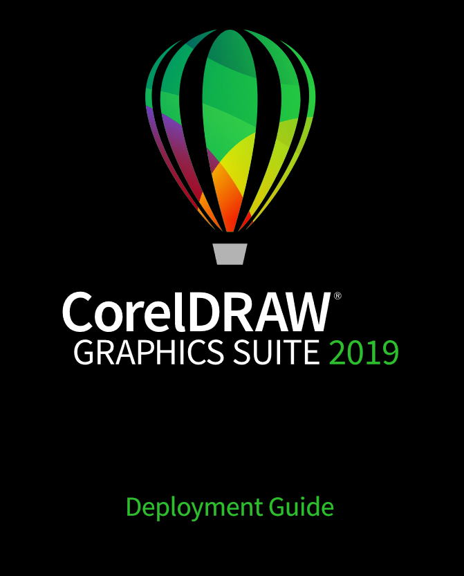 deployment guide coreldraw finanzinstitut bank 2019 graphics suite