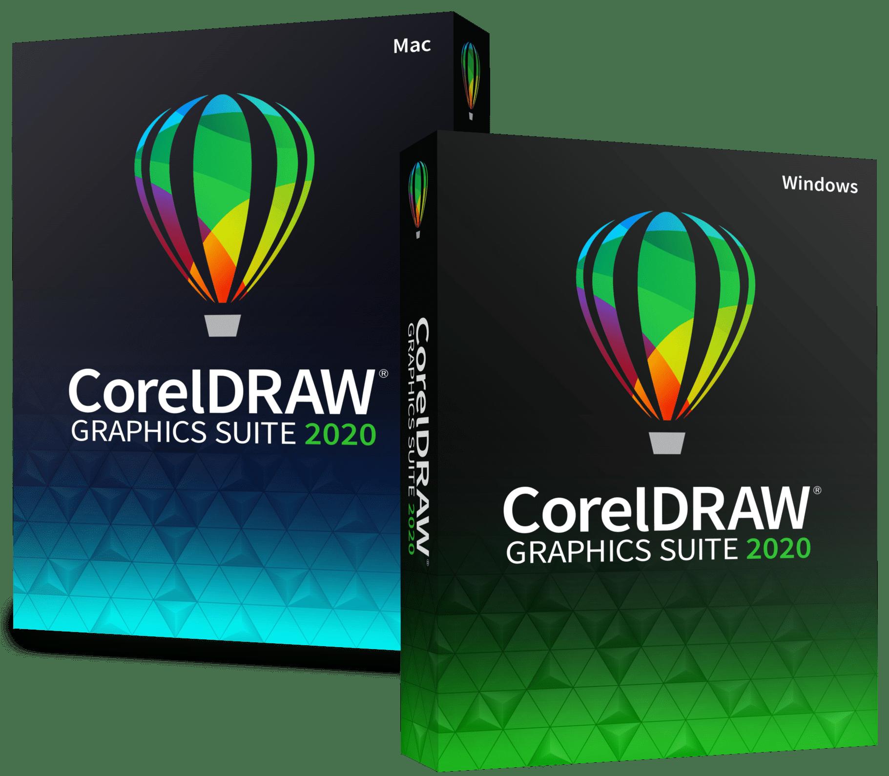 corel draw graphic suite 2019